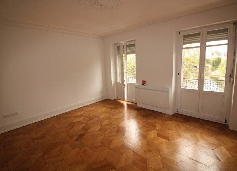 Appartement à louer 77.18m2 à Strasbourg