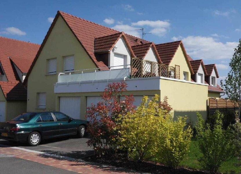 Appartement à louer 66.4m2 à Schnersheim