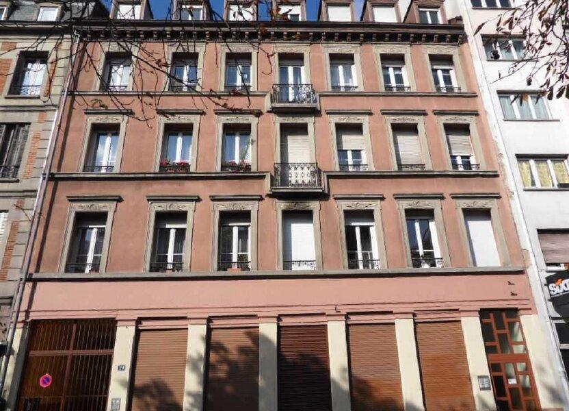 Appartement à louer 34.9m2 à Strasbourg