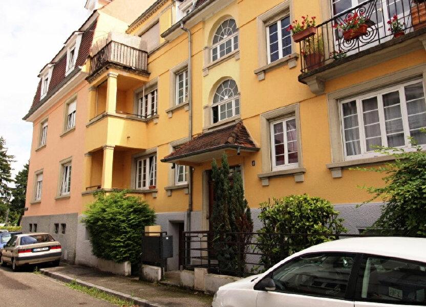 Appartement à louer 56.98m2 à Strasbourg