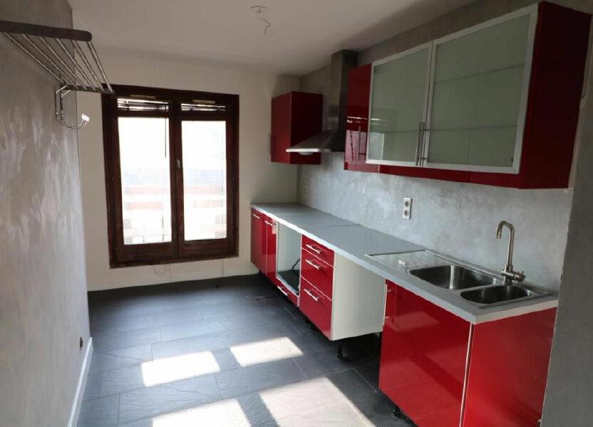 Appartement à louer 70.25m2 à Souffelweyersheim