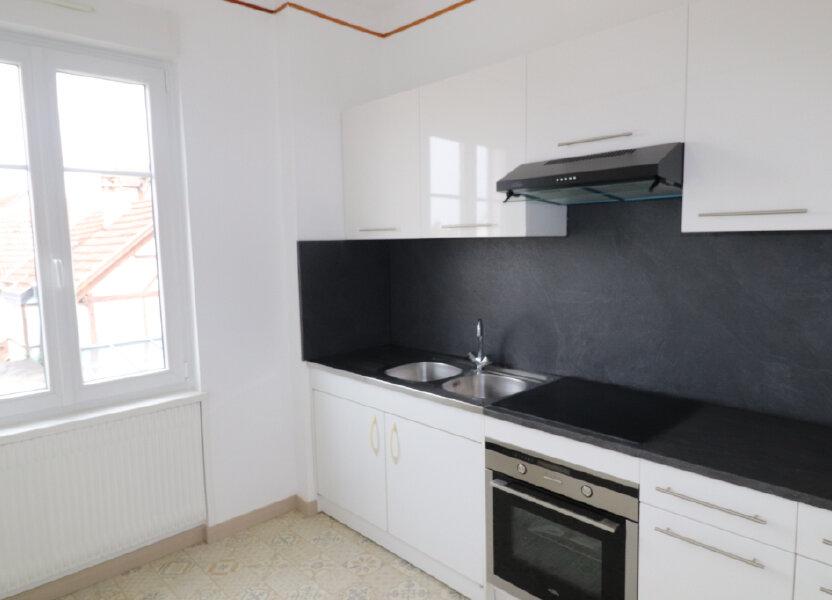 Appartement à louer 52.72m2 à Schiltigheim