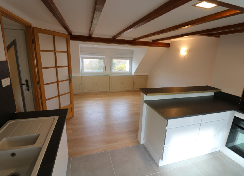 Appartement à louer 47.65m2 à Bischheim