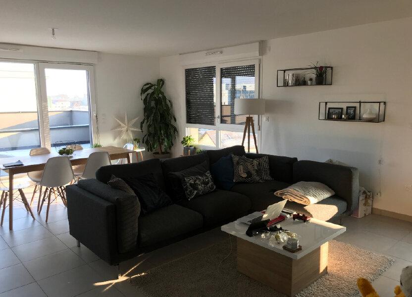 Appartement à louer 90.65m2 à Bischheim