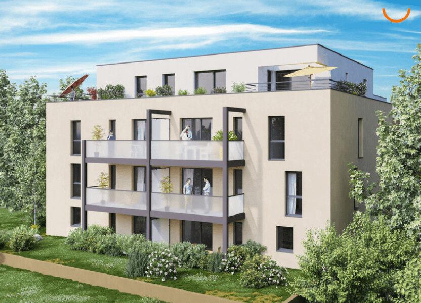 Appartement à louer 61m2 à Souffelweyersheim