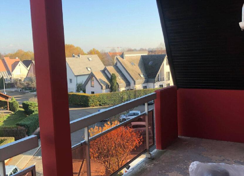 Appartement à louer 47m2 à Reichstett