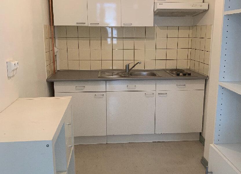 Appartement à louer 41.26m2 à Strasbourg