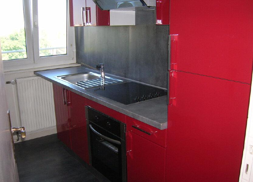 Appartement à louer 64m2 à Strasbourg