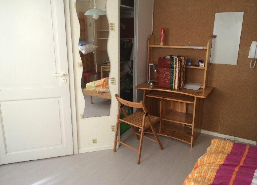 Appartement à louer 19.25m2 à Strasbourg