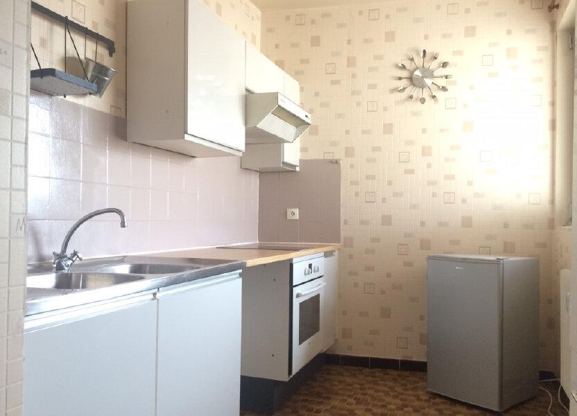 Appartement à louer 41.76m2 à Strasbourg