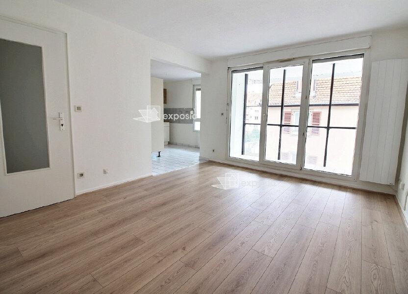 Appartement à louer 33.32m2 à Strasbourg