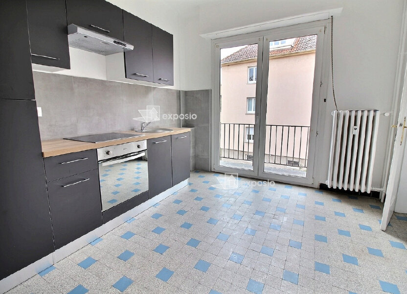 Appartement à louer 75.34m2 à Strasbourg