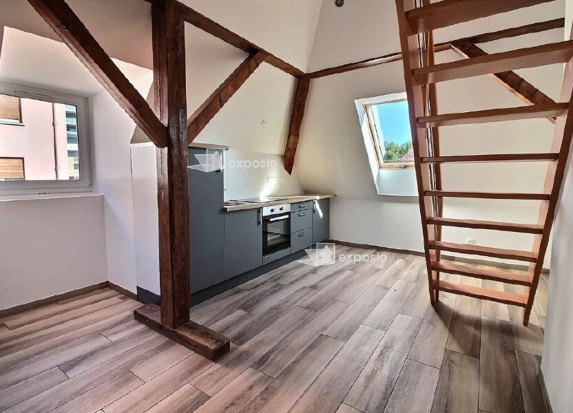 Appartement à louer 41.65m2 à Strasbourg