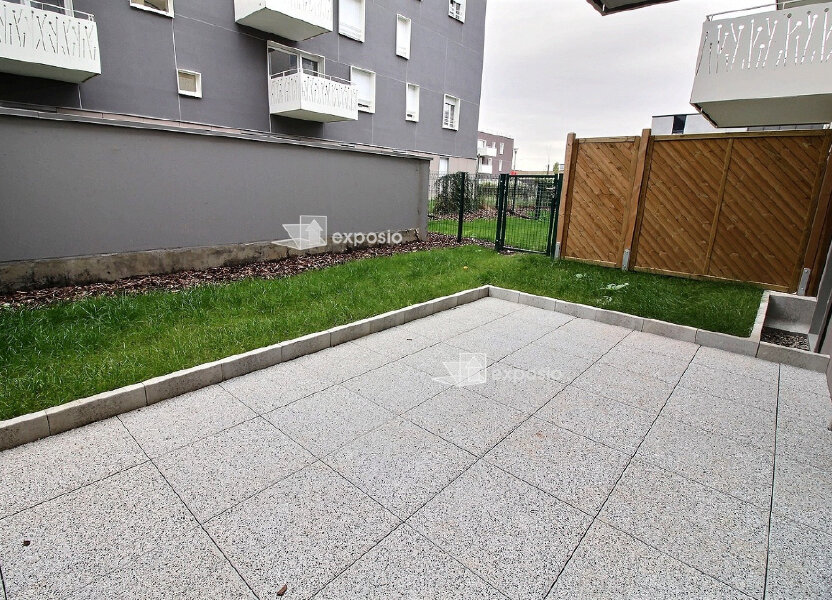 Appartement à louer 43.54m2 à Strasbourg