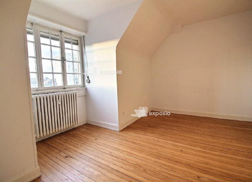 Appartement à louer 62.71m2 à Strasbourg