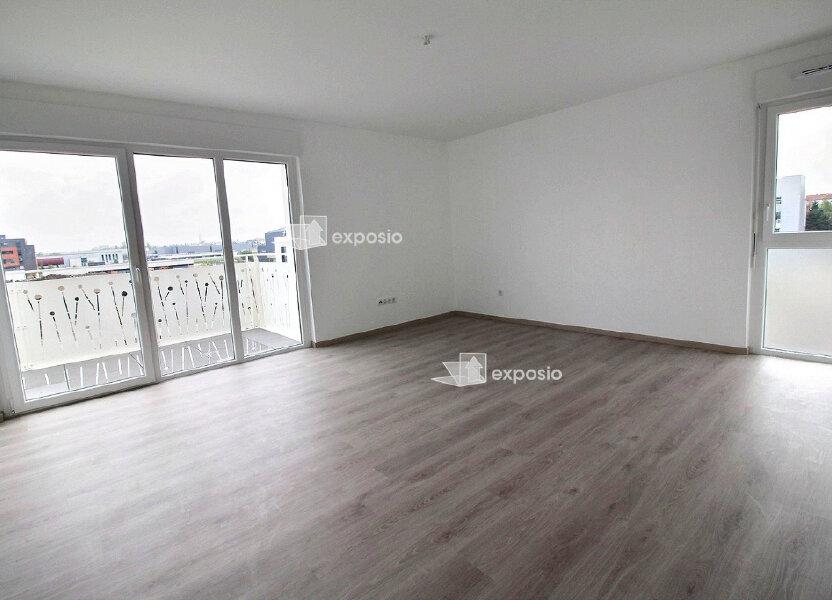 Appartement à louer 85.11m2 à Strasbourg