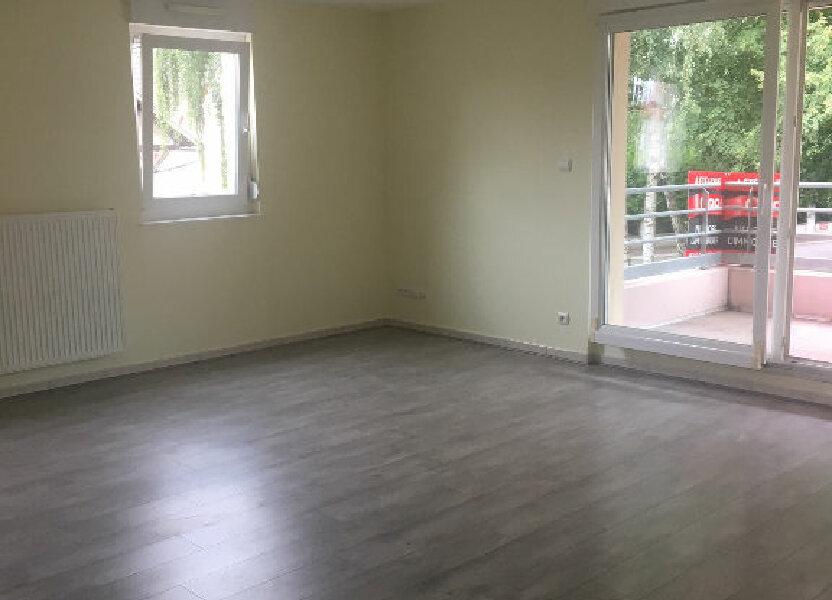 Appartement à louer 53m2 à Matzenheim