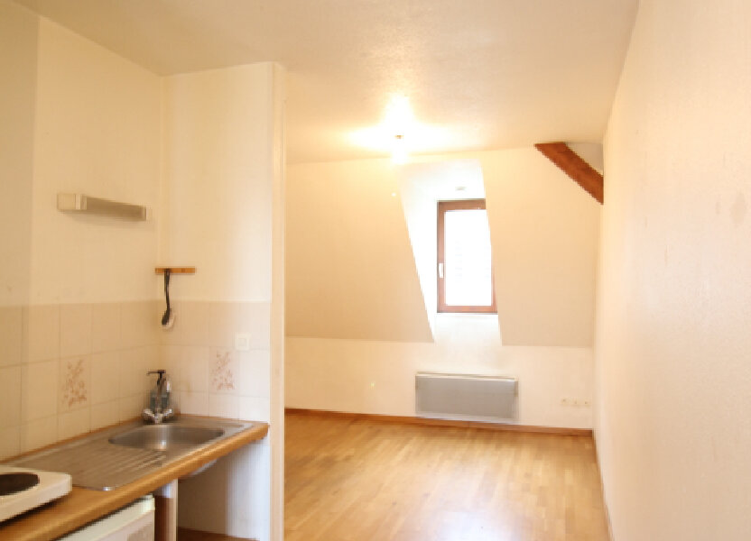 Appartement à louer 18m2 à Strasbourg