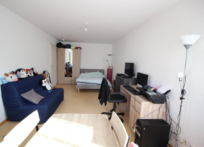 Appartement à louer 34.74m2 à Illkirch-Graffenstaden