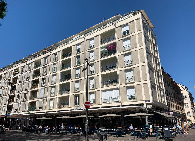 Appartement à louer 51.33m2 à Strasbourg