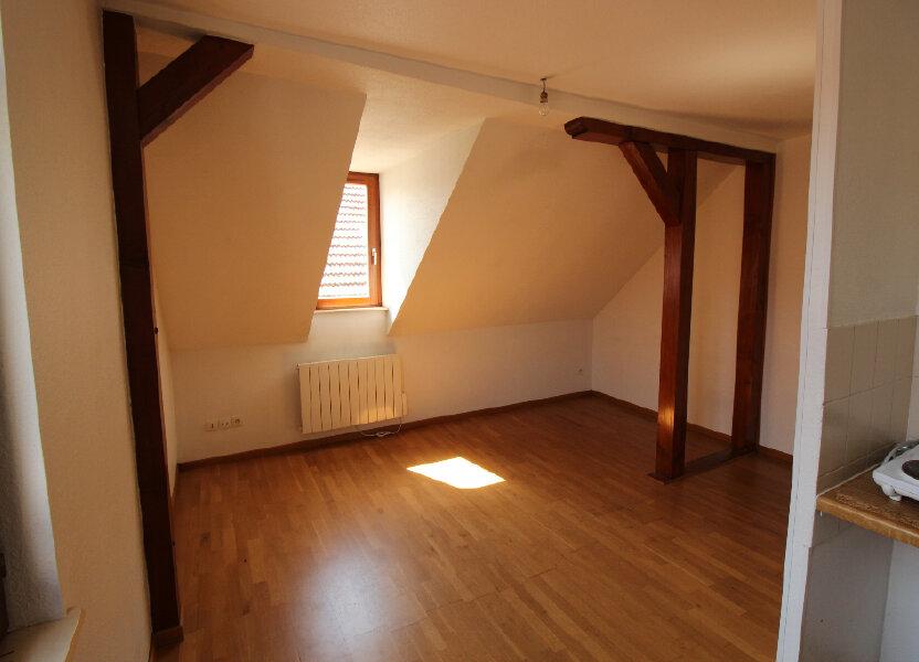 Appartement à louer 28.79m2 à Strasbourg