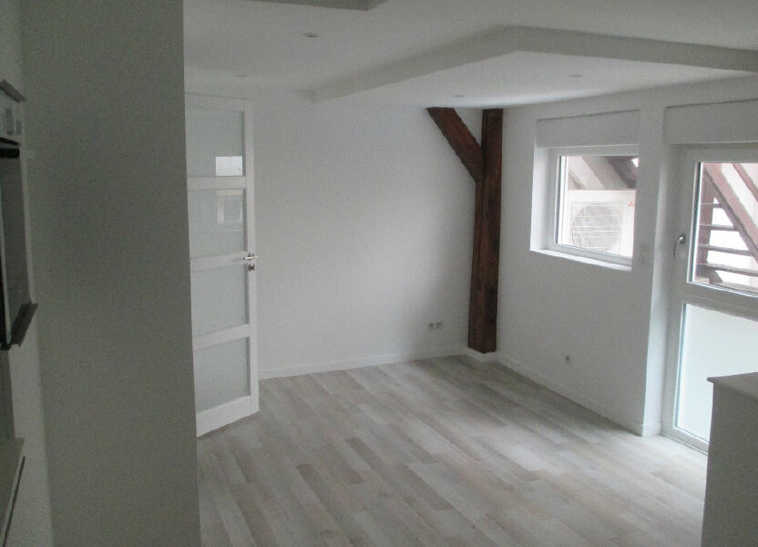 Appartement à louer 39.56m2 à Strasbourg