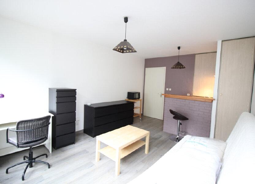 Appartement à louer 23.23m2 à Strasbourg