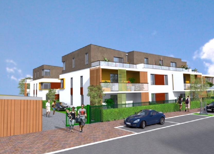 Appartement à vendre 73.15m2 à Wissembourg