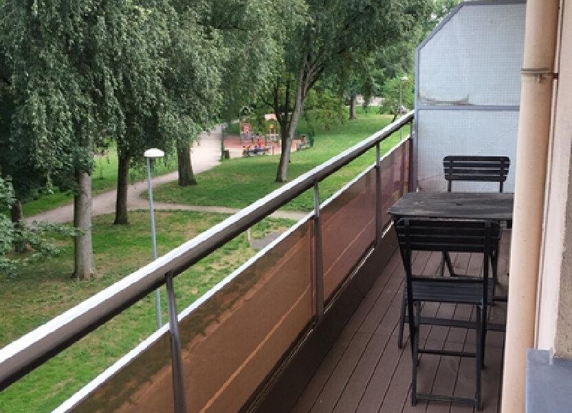 Appartement à louer 32.19m2 à Strasbourg