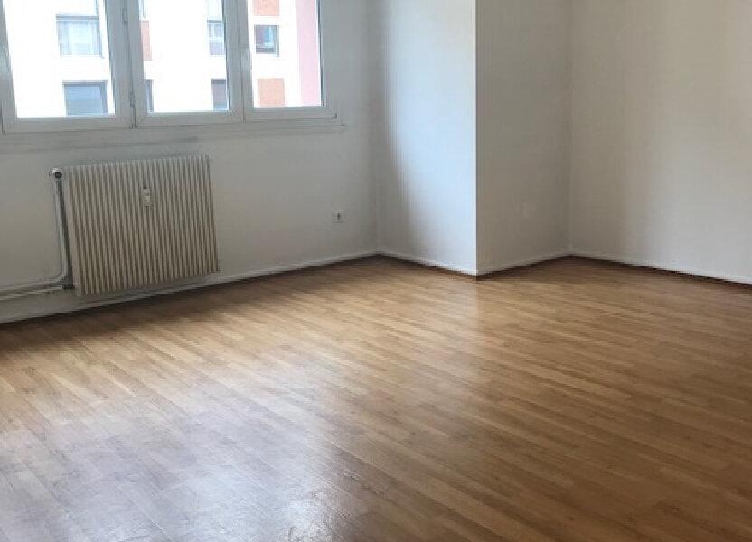 Appartement à louer 56.63m2 à Strasbourg