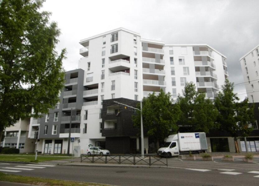 Appartement à louer 42.94m2 à Strasbourg