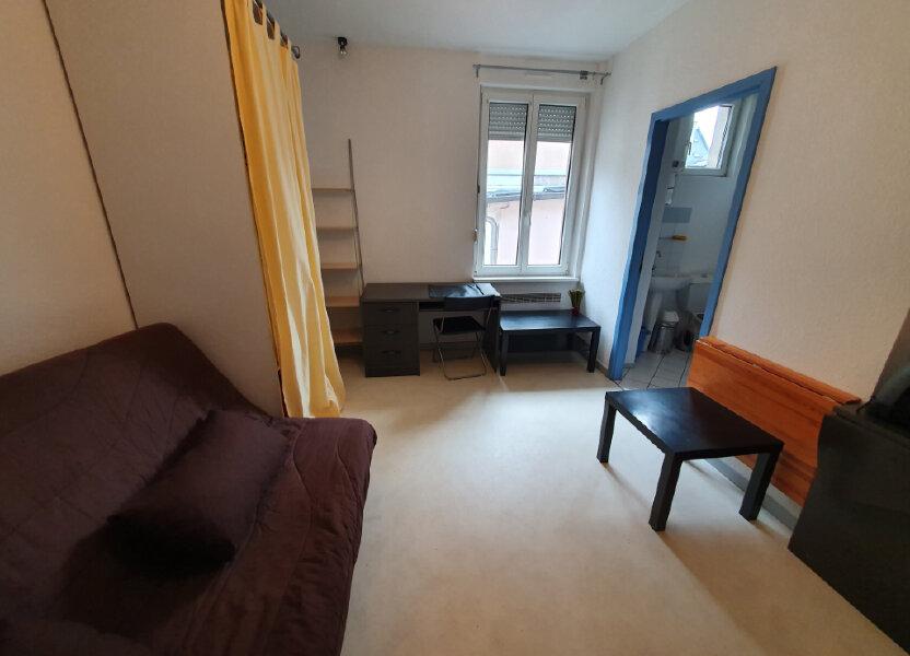 Appartement à louer 16.94m2 à Strasbourg