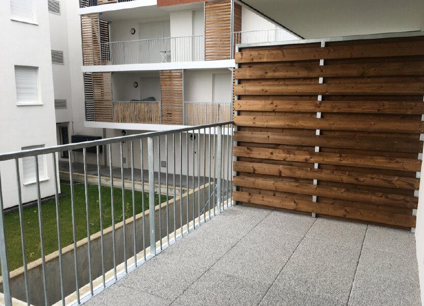 Appartement à louer 60.6m2 à Strasbourg