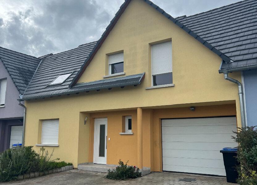 Maison à louer 106.56m2 à Plobsheim