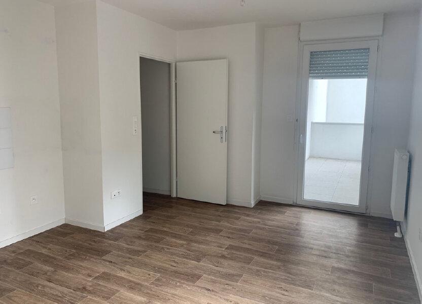 Appartement à louer 43.65m2 à Strasbourg