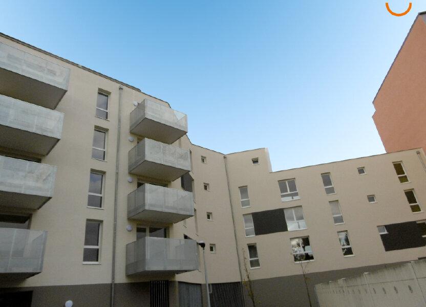 Appartement à louer 62.26m2 à Strasbourg