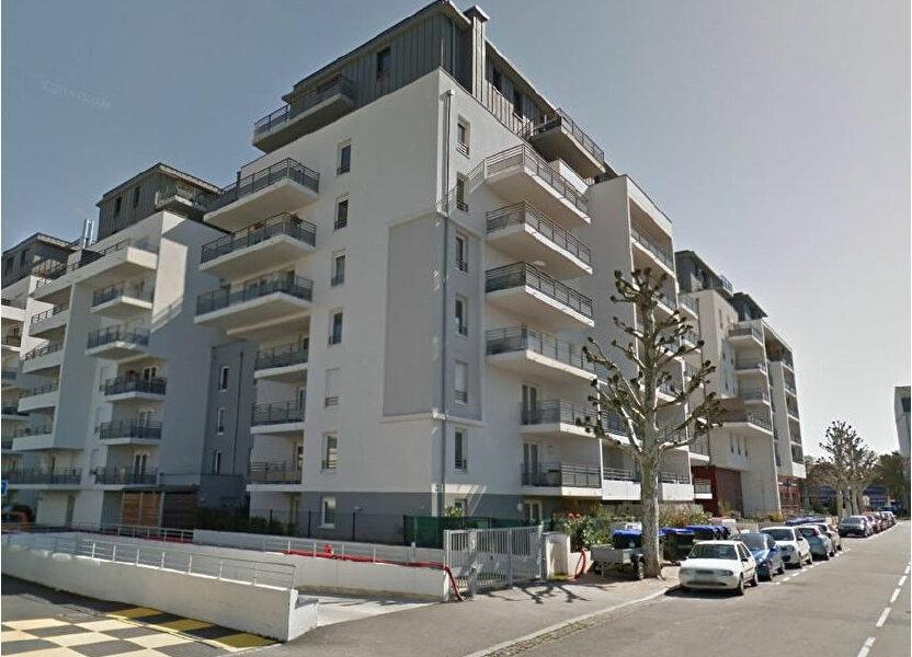 Appartement à louer 65.2m2 à Strasbourg