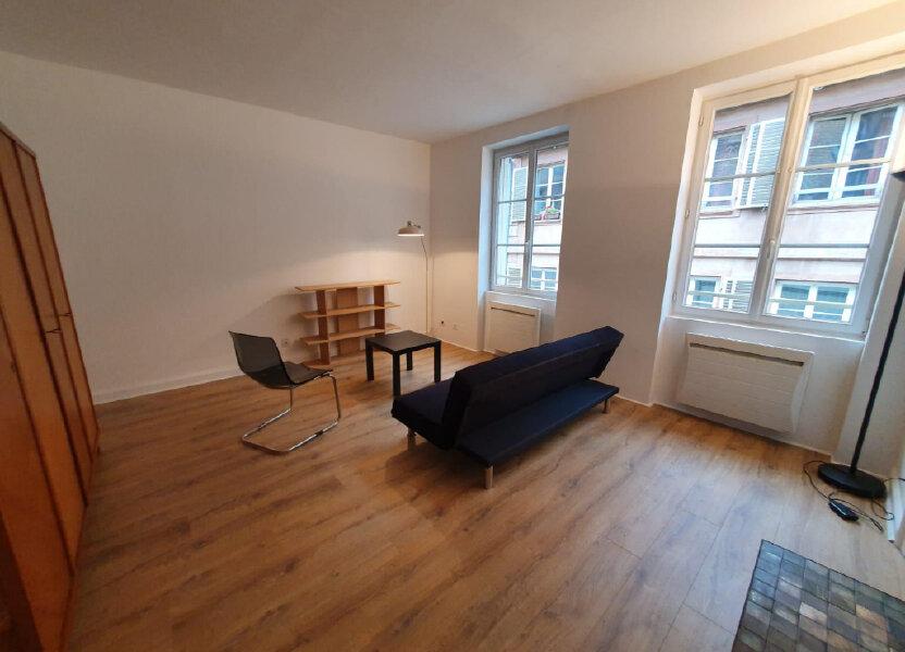 Appartement à louer 60m2 à Strasbourg