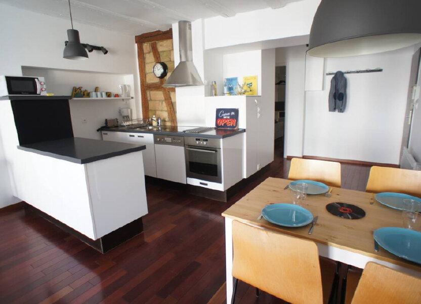 Appartement à louer 54.68m2 à Strasbourg