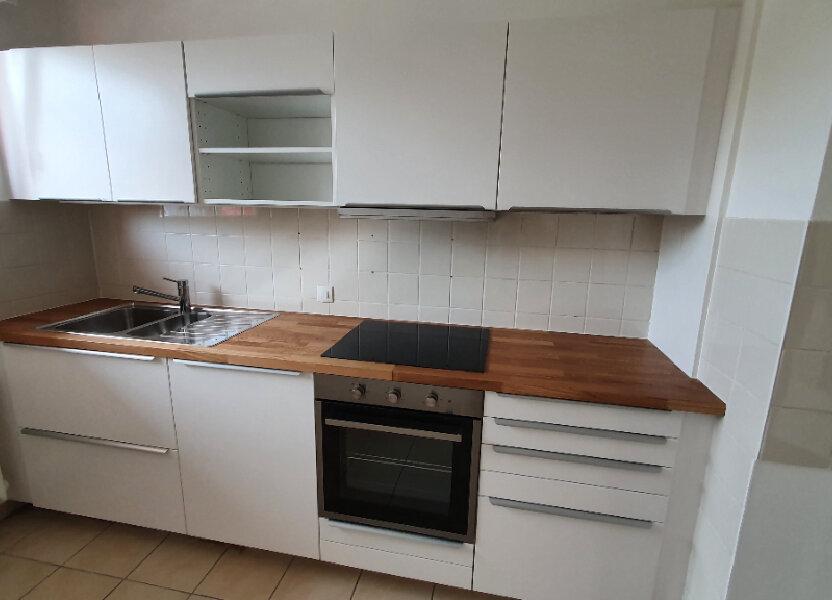 Appartement à louer 51m2 à Strasbourg
