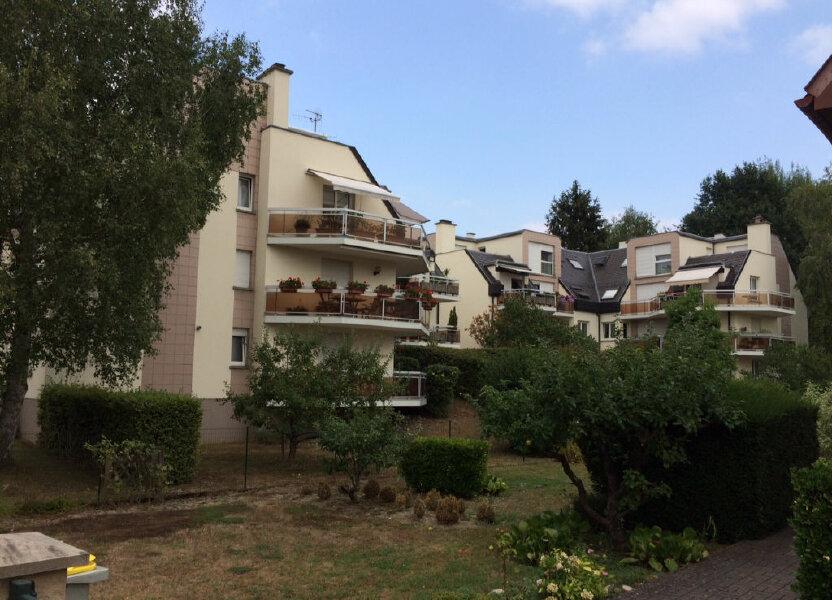 Appartement à louer 49m2 à Strasbourg