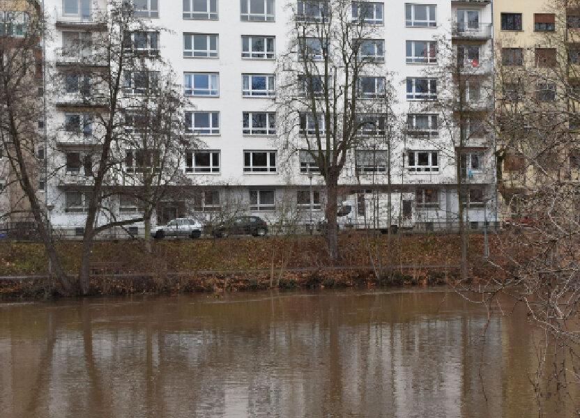 Appartement à louer 52.87m2 à Strasbourg