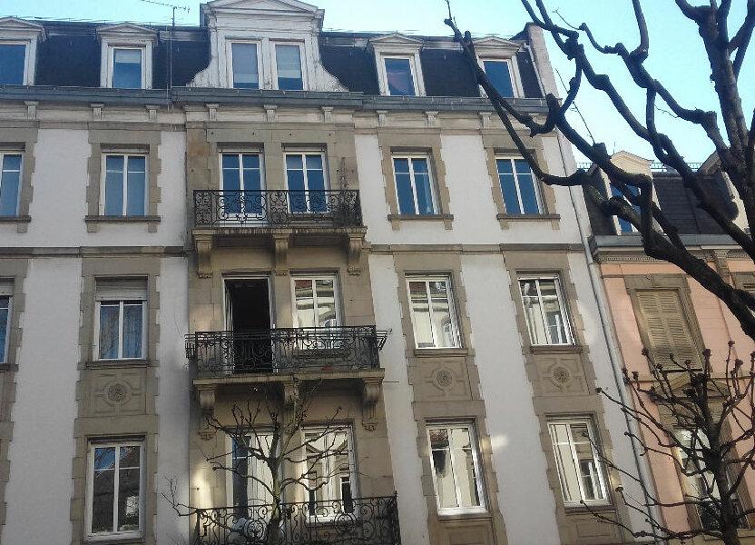Appartement à louer 157.3m2 à Strasbourg