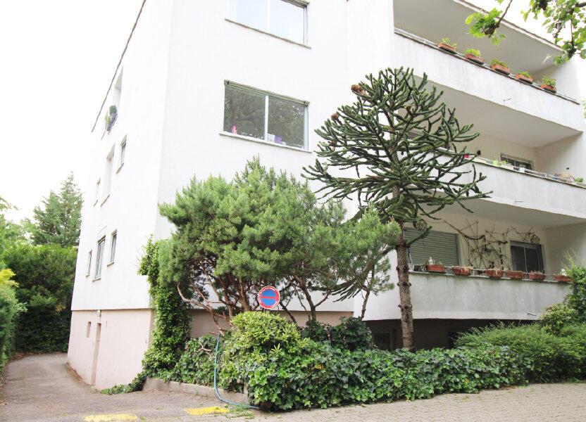 Appartement à louer 29m2 à Strasbourg