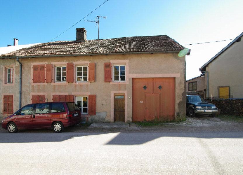 Maison à vendre 106m2 à Saales