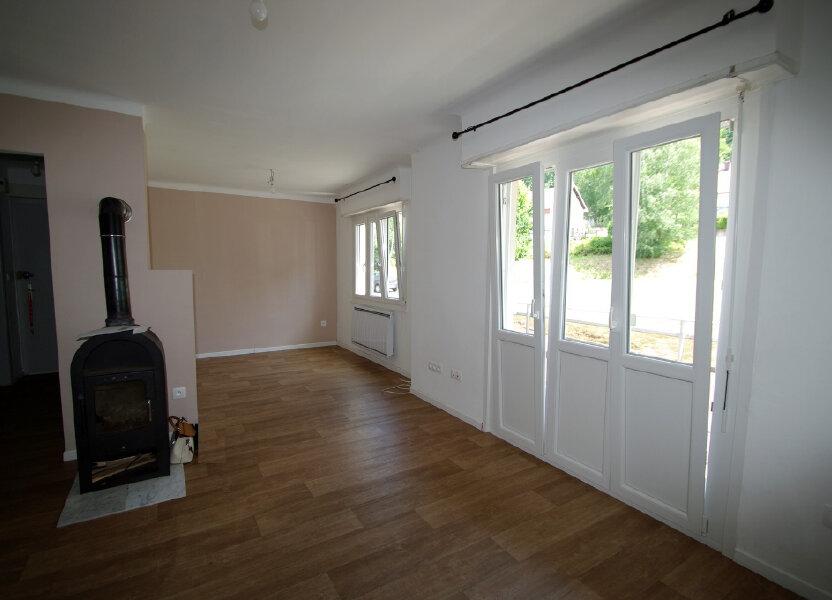 Appartement à louer 83m2 à Rothau