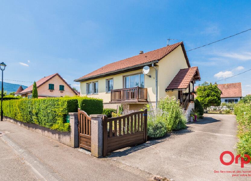 Maison à vendre 97.77m2 à Goxwiller