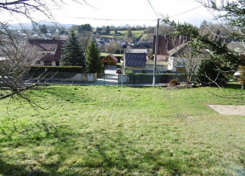 Terrain à vendre 520m2 à Niederhaslach