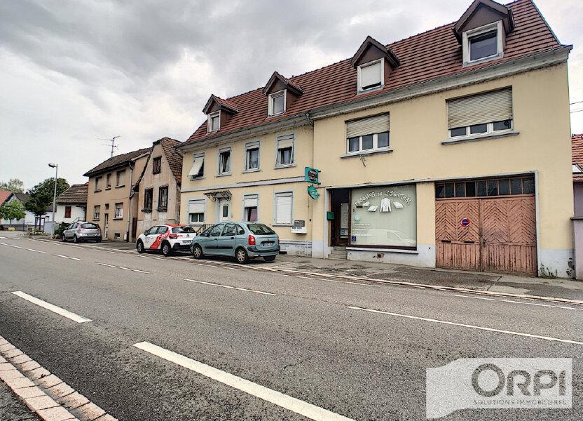 Immeuble à vendre 300m2 à Hochfelden
