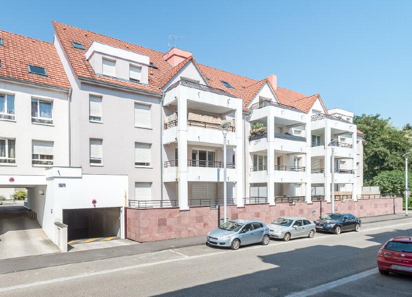 Appartement à vendre 67.61m2 à Erstein